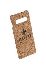 KURQ - Kurk telefoonhoesje voor Samsung S10