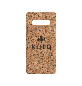 Samsung S10 Plus Cork phone case - KURQ