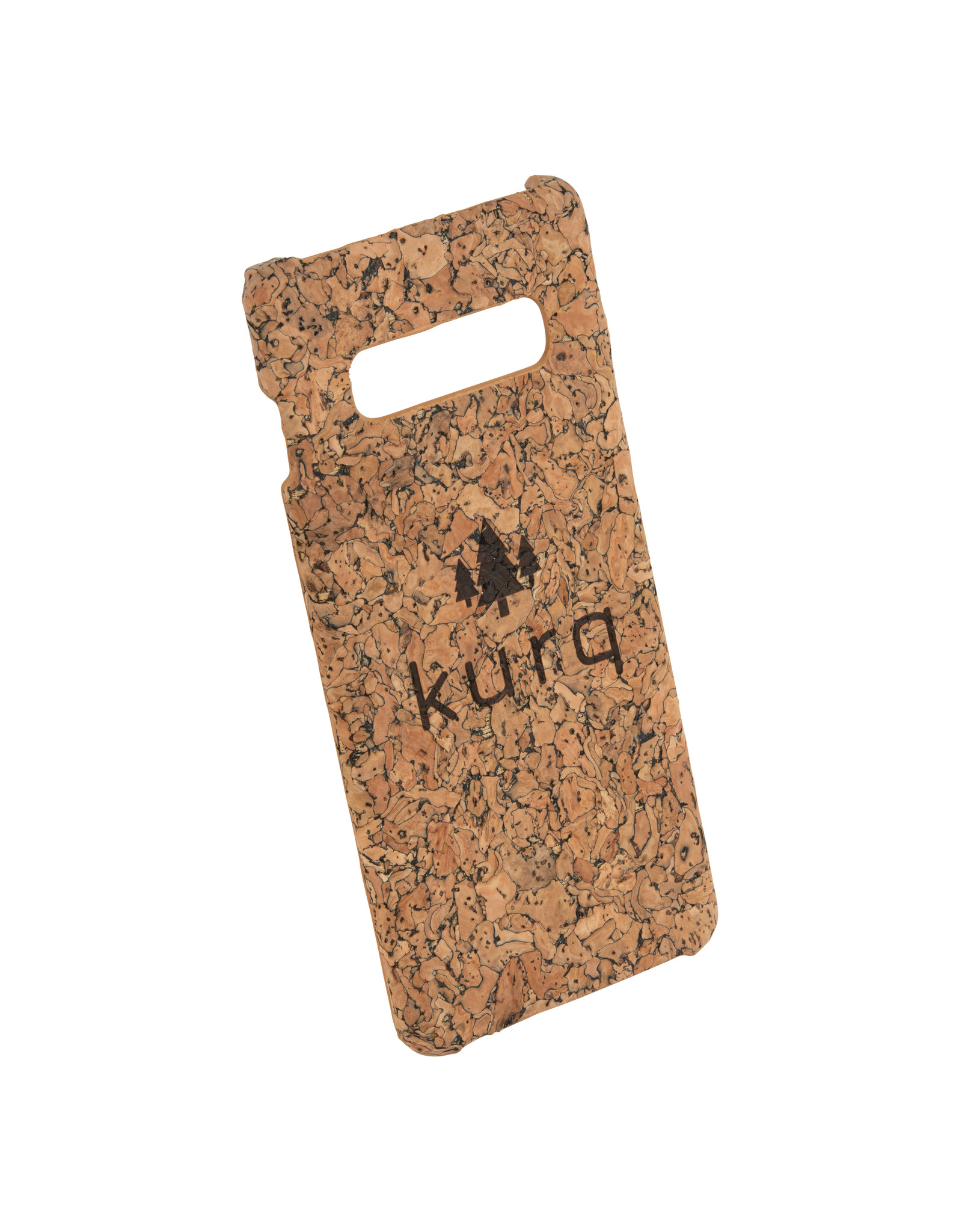 KURQ - Kurk telefoonhoesje voor Samsung S10 Plus