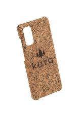 KURQ - Cork phone case for Samsung S20