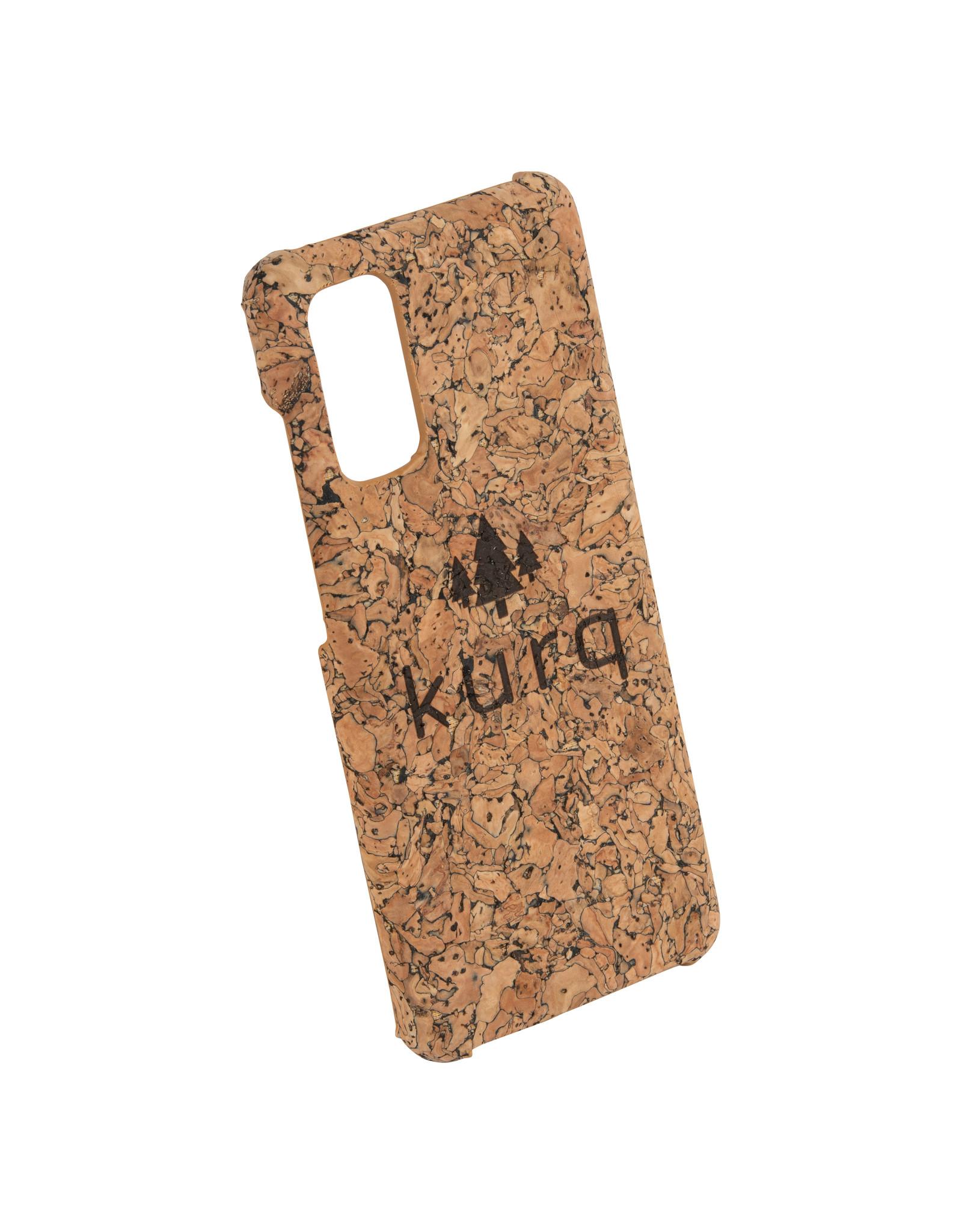 KURQ - Kurk telefoonhoesje voor Samsung S20