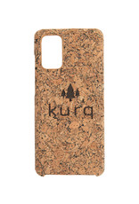 KURQ - Cork phone case for Samsung S20 Plus