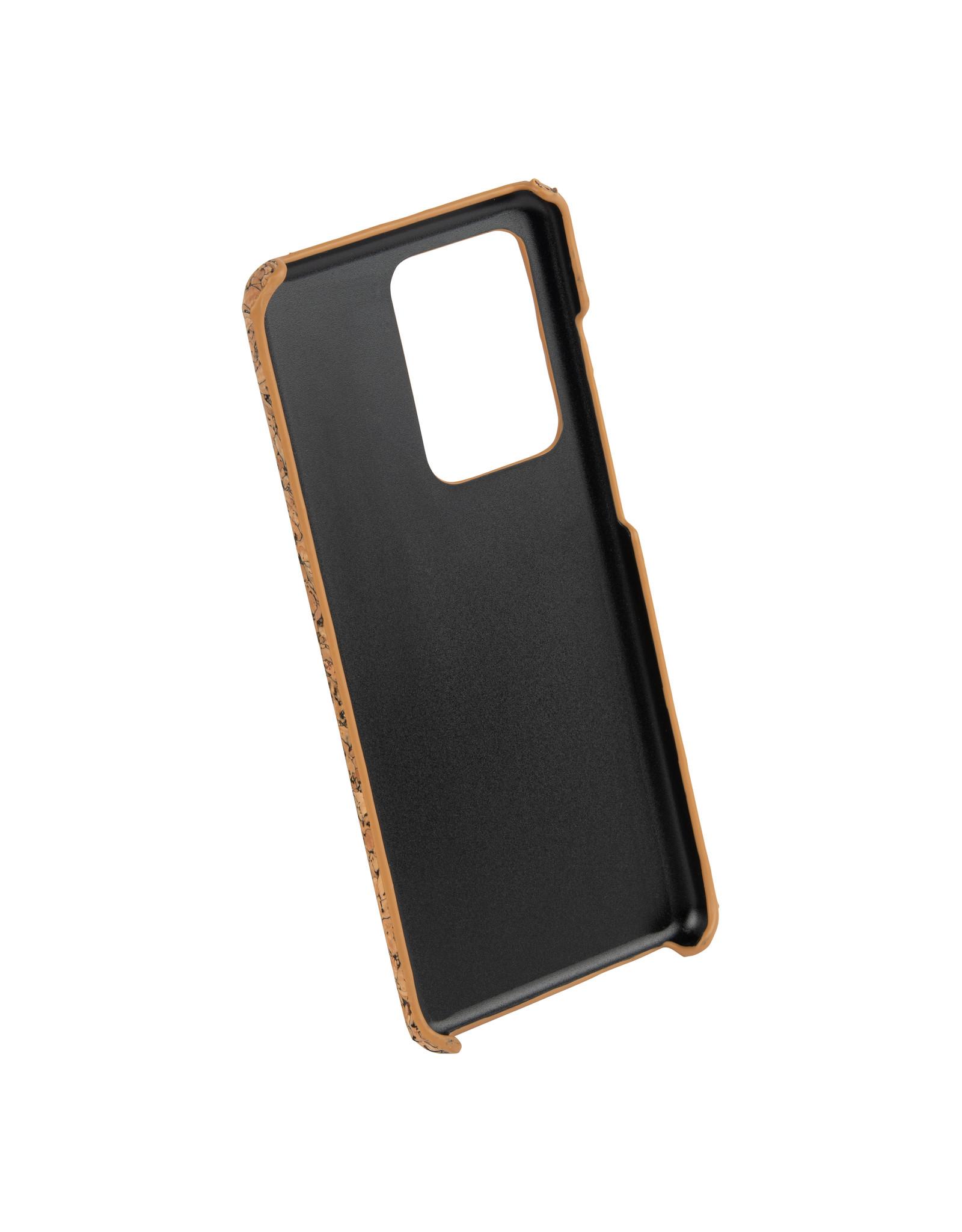 KURQ - Kurk telefoonhoesje voor Samsung S20 Ultra
