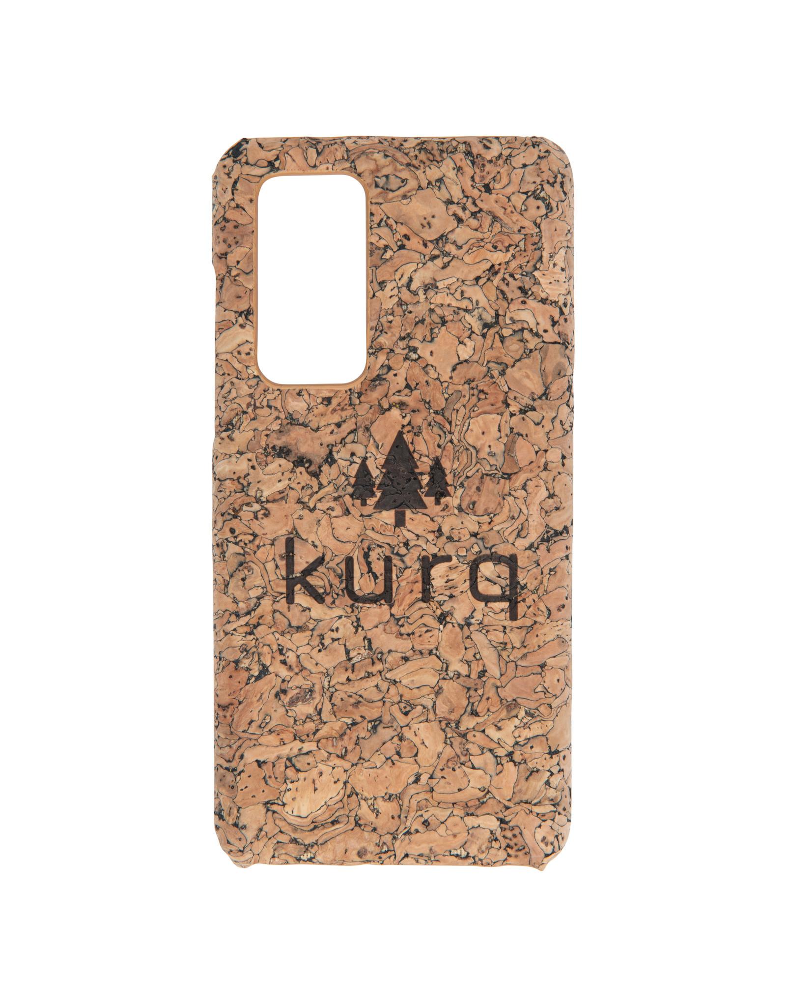 KURQ - Cork phone case for Huawei P40
