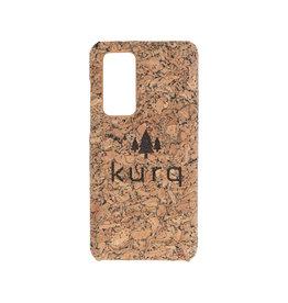 Huawei P40 Kurk telefoonhoesje - KURQ