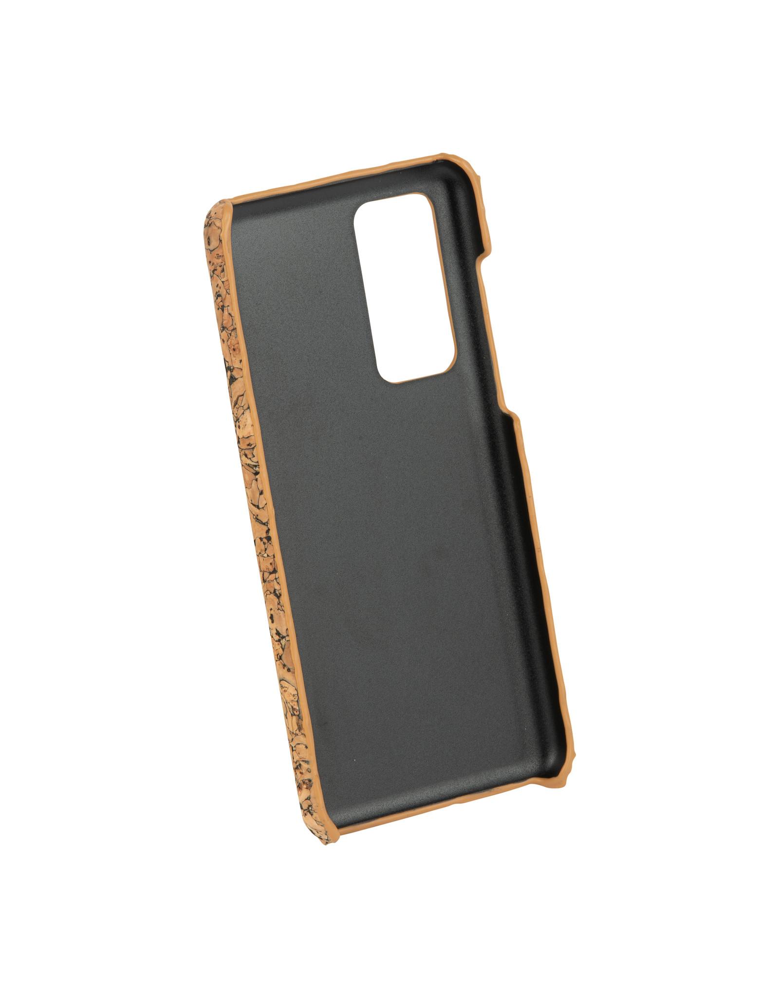 KURQ - Kurk telefoonhoesje voor Huawei P40