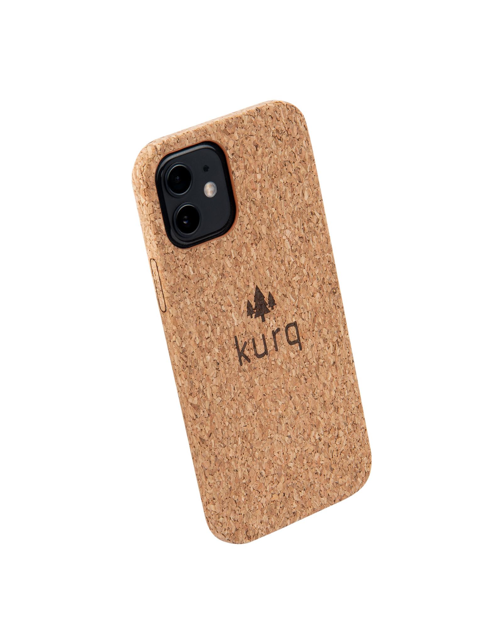 Cork phone case iPhone 12 Pro Max Cork phone case - KURQ