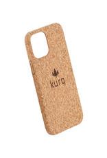 iPhone 12/12 Pro Kurk telefoonhoesje -  KURQ