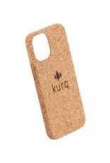 iPhone 12 Mini Kurk telefoonhoesje -  KURQ