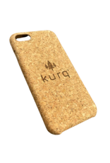 KURQ - Cork phone case  for iPhone 7, iPhone 8 & iPhone SE 2020