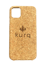 KURQ - Kurk telefoonhoesje voor iPhone 11 Pro