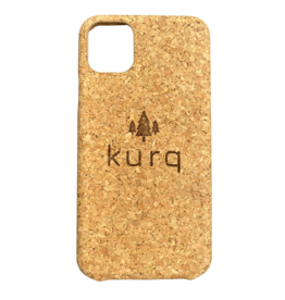 Cork phone case for iPhone 11 Pro Max