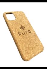 KURQ - Kurk telefoonhoesje voor iPhone 11 Pro Max