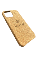 KURQ  - Cork phone case for iPhone 12 Mini