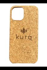 KURQ  - Cork phone case for iPhone 12 Pro Max