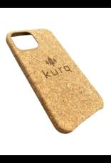 KURQ  - Kurk telefoonhoesje  voor iPhone 12 Pro Max