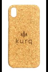 KURQ - Cork phone case for iPhone XS Max