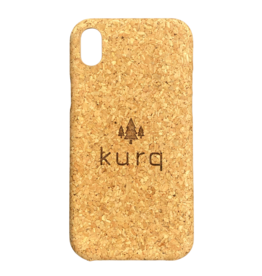 Cork phone case for iPhone XR