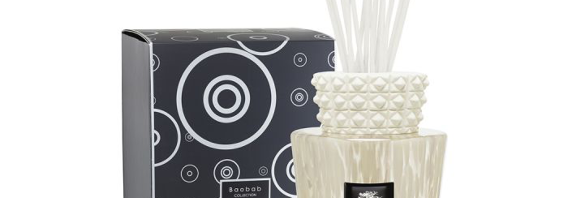 BAOBAB COLLECTION -  Diffuser Totem White Pearls 5L