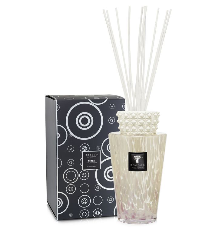 BAOBAB COLLECTION -  Diffuser Totem White Pearls 5L-1