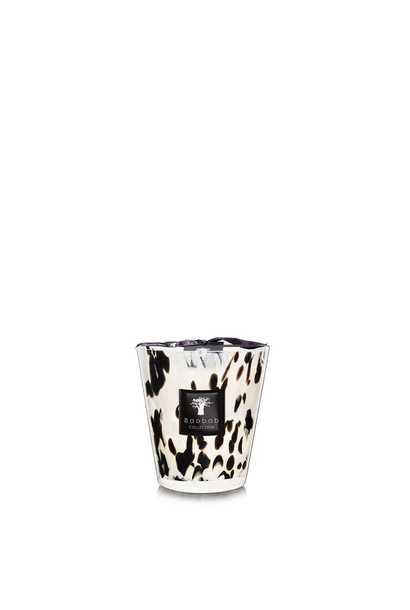 BAOBAB COLLECTION - Bougie Black Pearls Max 16