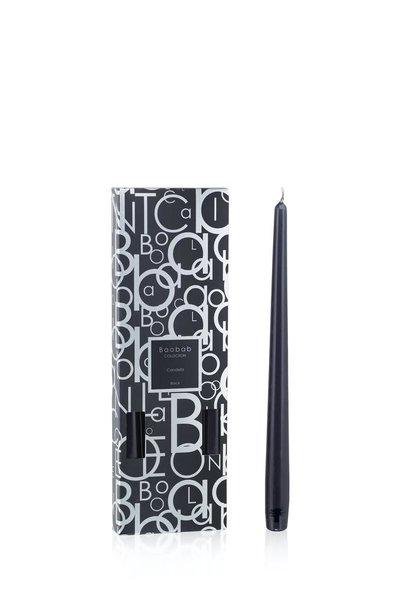 BAOBAB COLLECTION - Candela sticks Black