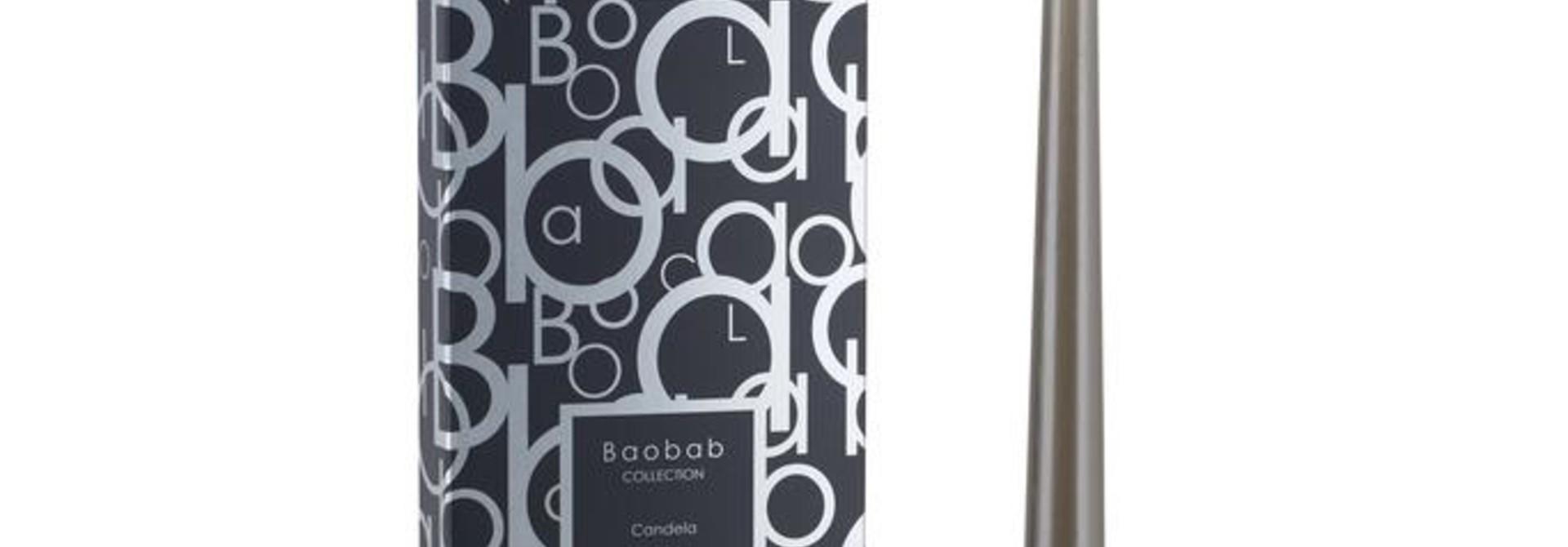 BAOBAB COLLECTION - Candela Sticks Taupe