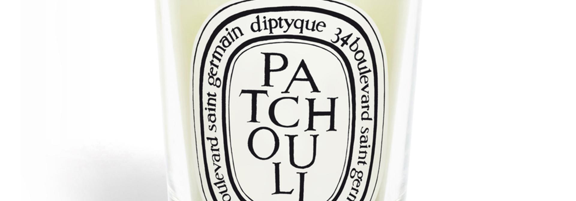 DIPTYQUE - Bougie Patchouli 190gr