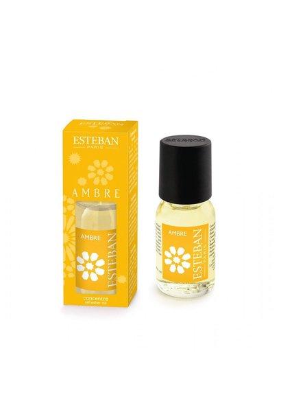 ESTEBAN - Concentré de Parfum Ambre 15ml