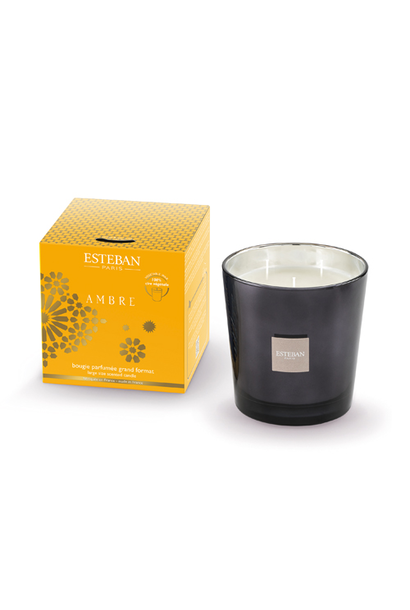 ESTEBAN - Candle Amber 450gr