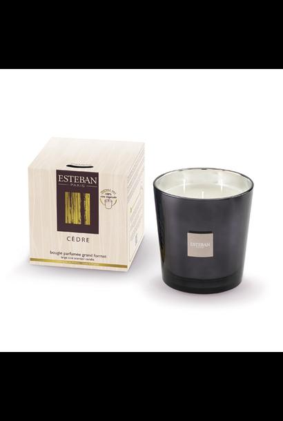 ESTEBAN - Candle Cedar 450gr