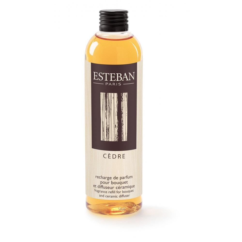 ESTEBAN - Diffuser Refill Cedar 250ml-1