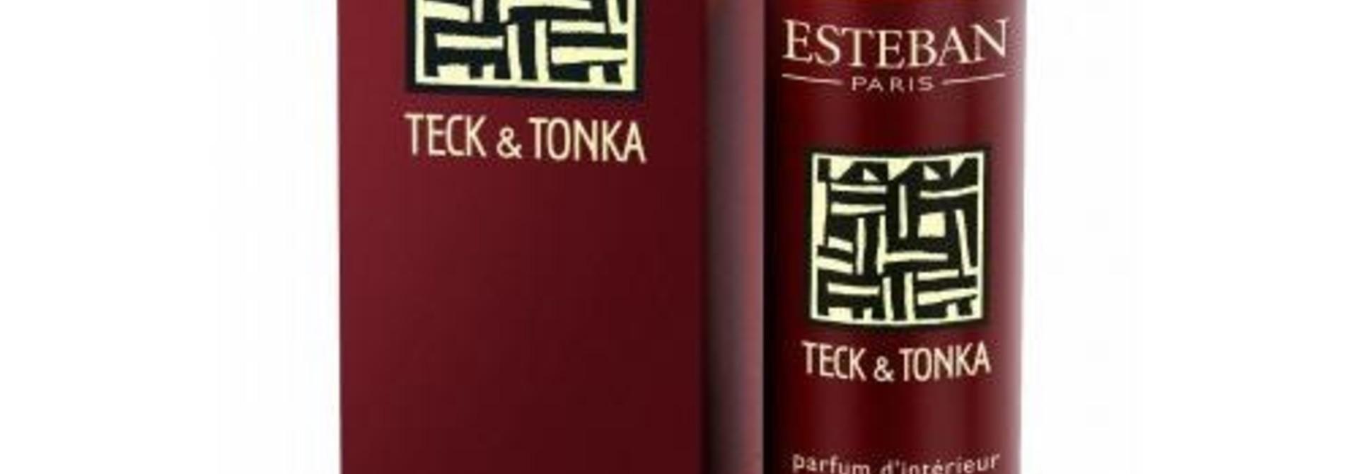 ESTEBAN - Spray  Teak and Tonka Spray 100ml
