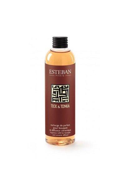 ESTEBAN - Diffuser Refill Teak and Tonka 250ml