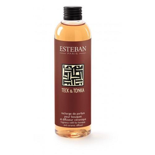 ESTEBAN - Diffuser Refill Teak and Tonka 250ml-1