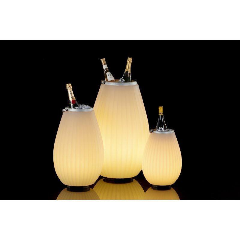 JOOULS - Bluetooth Light Speaker - Champagne Bucket 35cm-7
