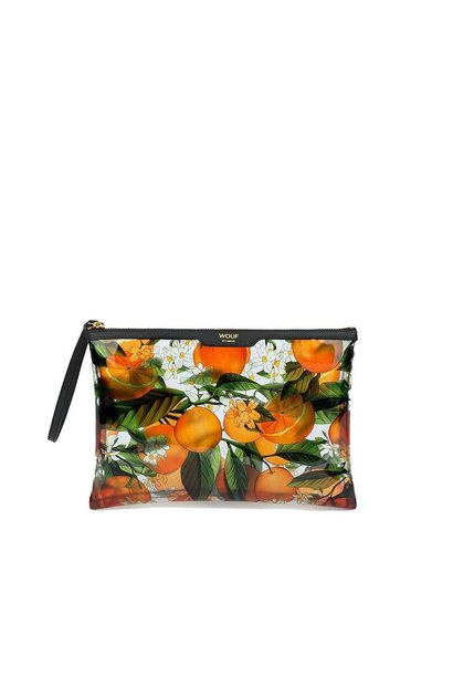 WOUF - Pochette de Soirée Orange Blossom