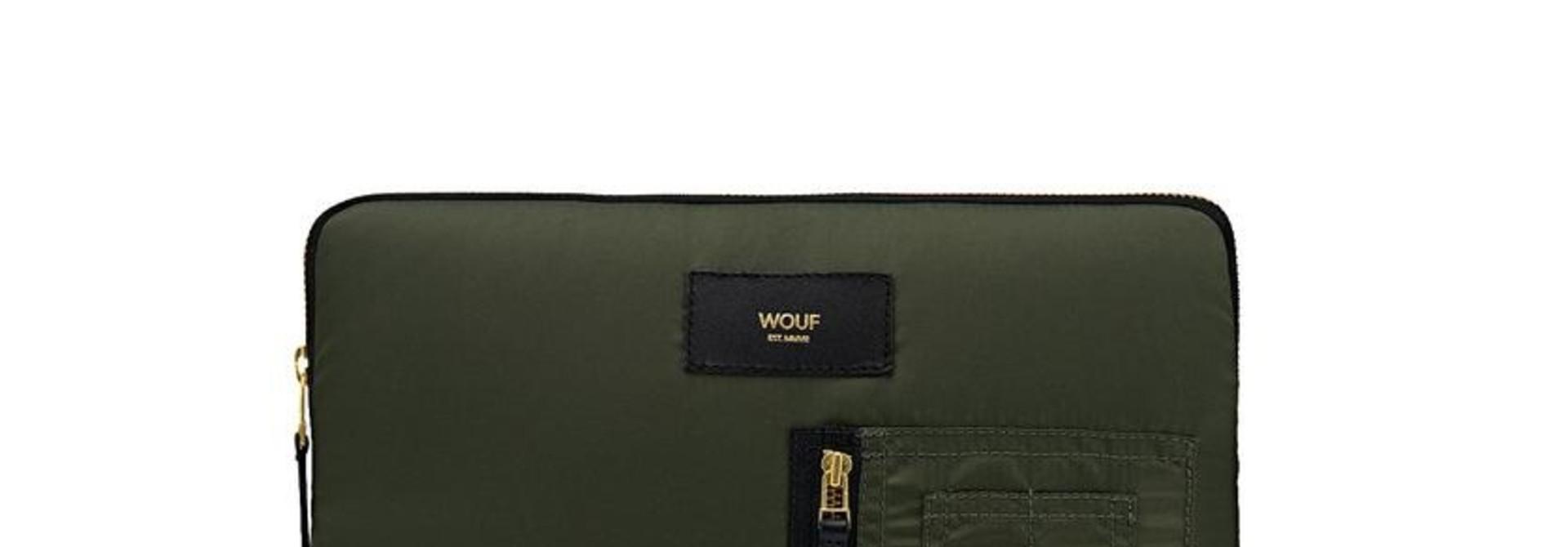 WOUF - Camo Bomber iPad Sleeve Ipad