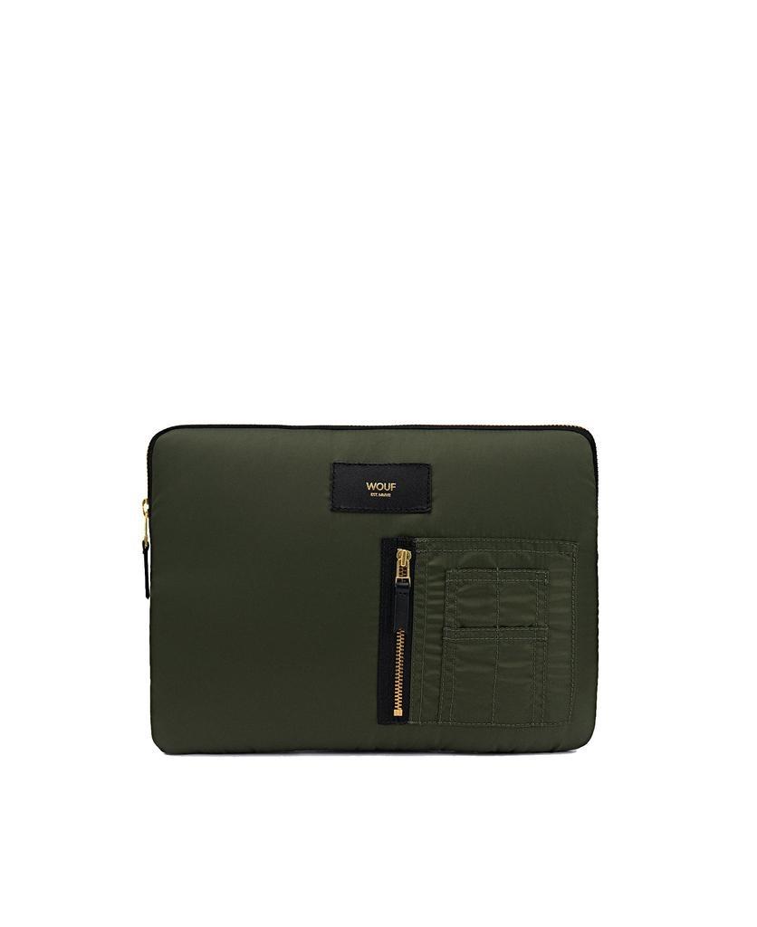 WOUF - Camo Bomber iPad Sleeve Ipad-1