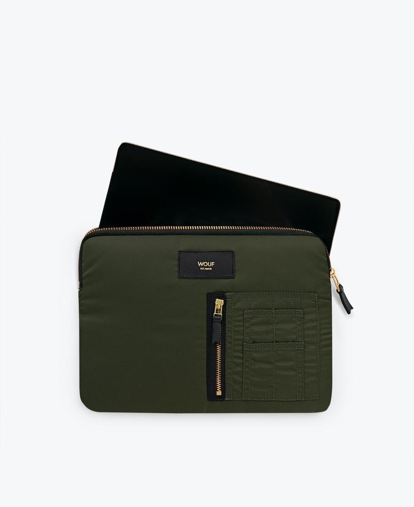 WOUF - Camo Bomber iPad Sleeve Ipad-4