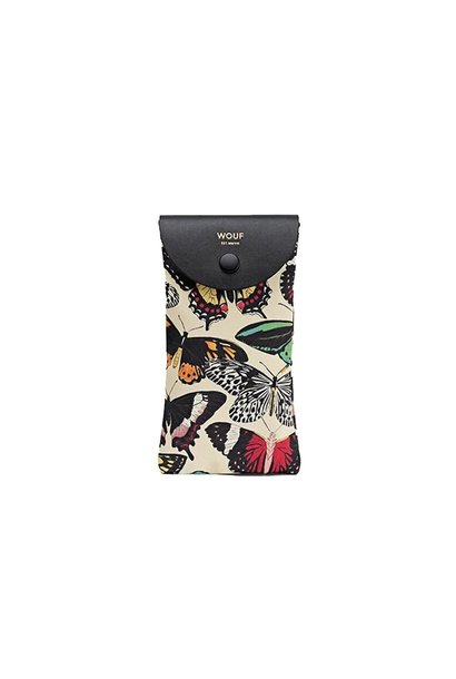 WOUF - Glasses Case Butterfly