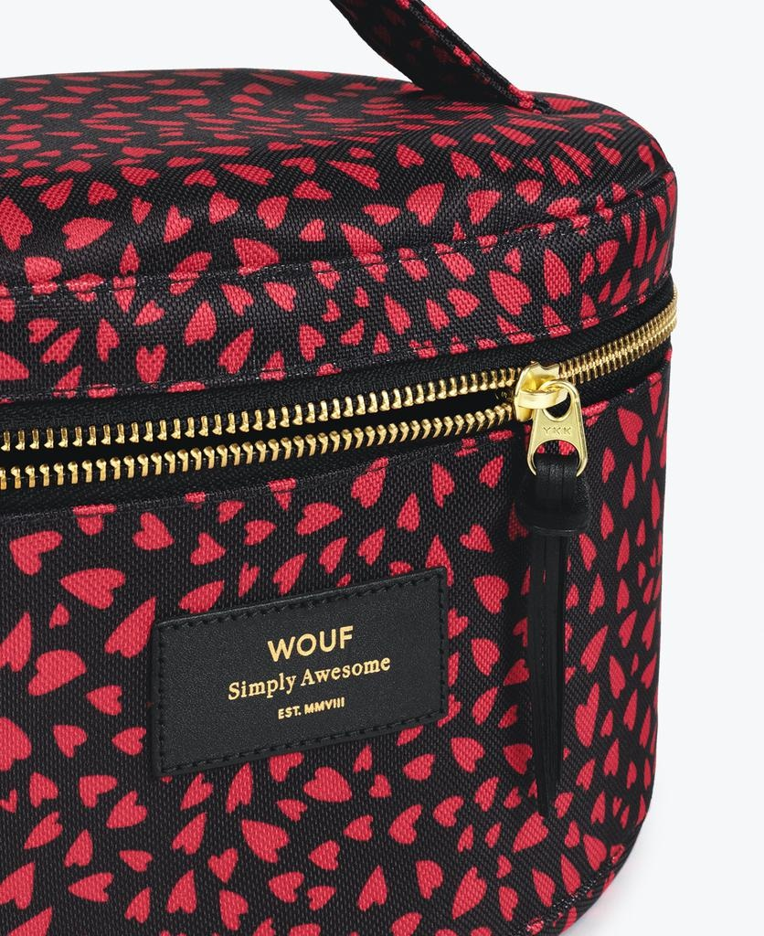 WOUF - Beauty Pouch XL Hearts-2