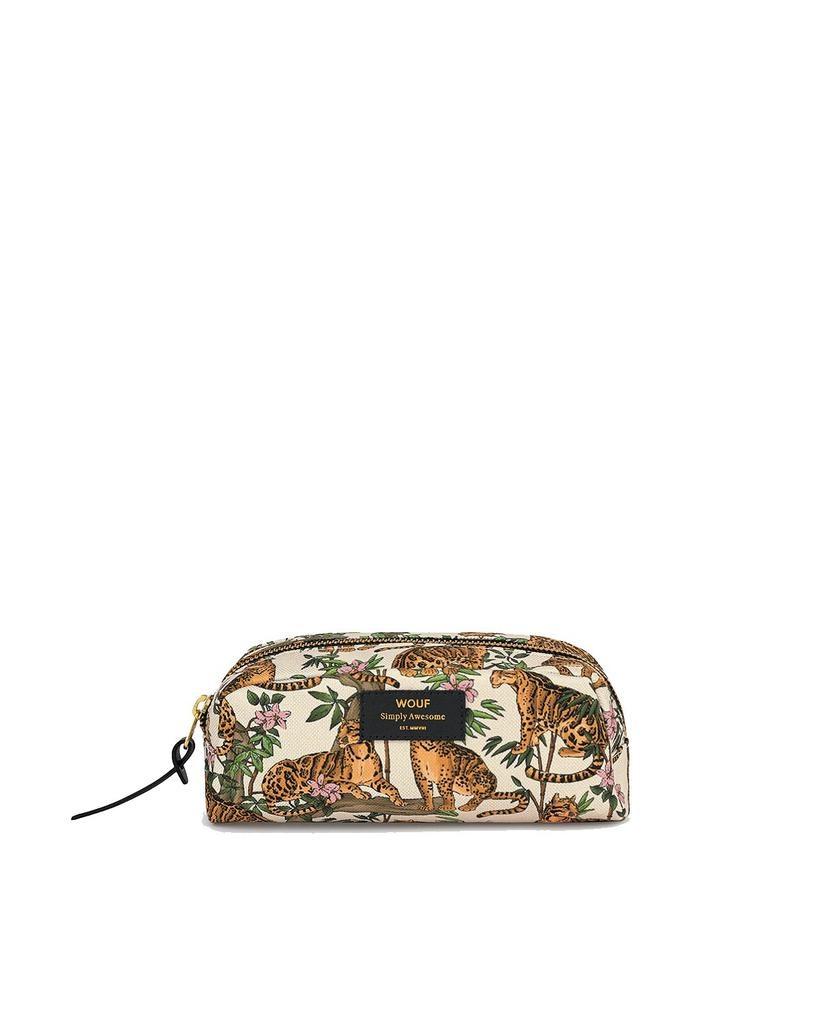 WOUF - Makeup Bag Lazy Jungle-1