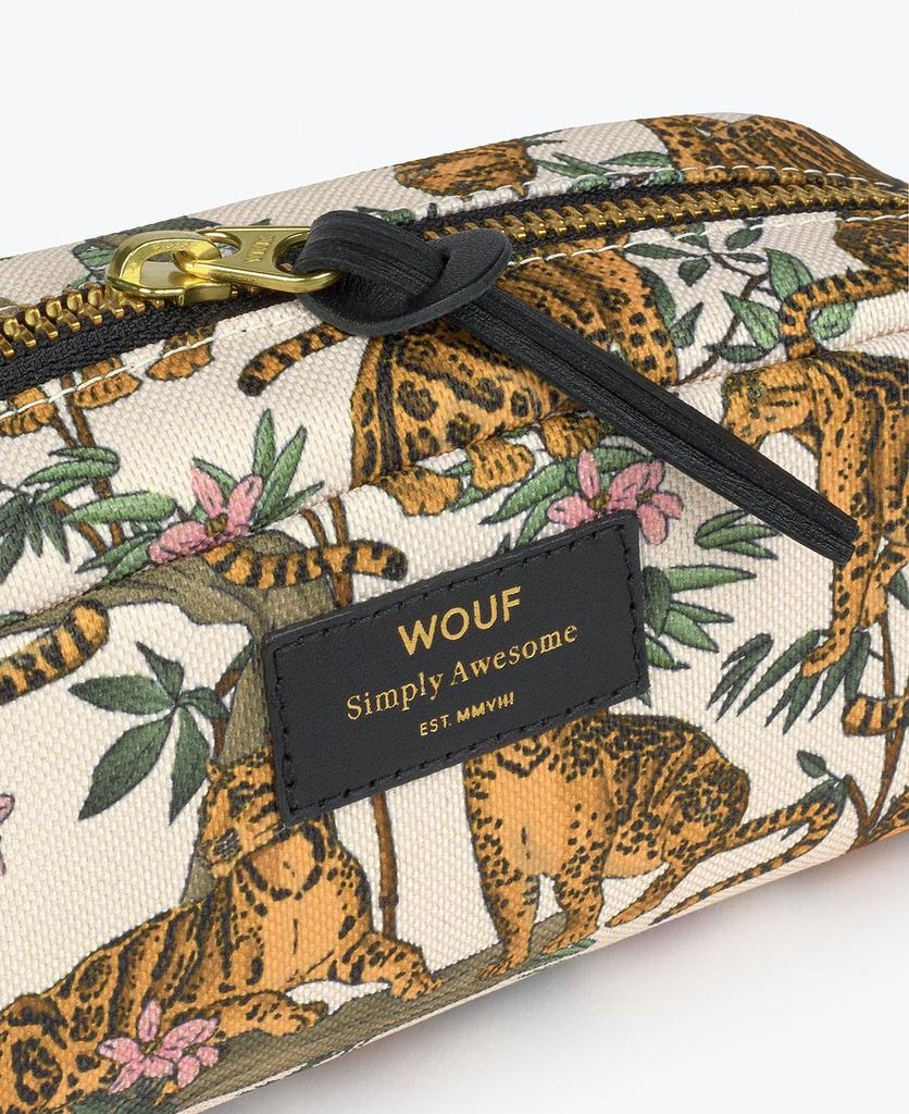WOUF - Makeup Bag Lazy Jungle-2