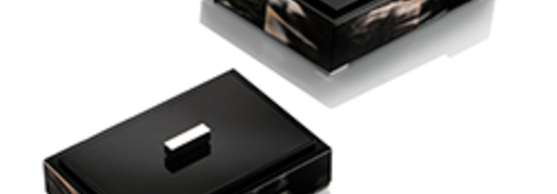 ARCAHORN - Mailbox Black Horn 28cm