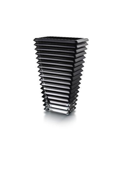 BACCARAT - Vase Eye Noir 30cm