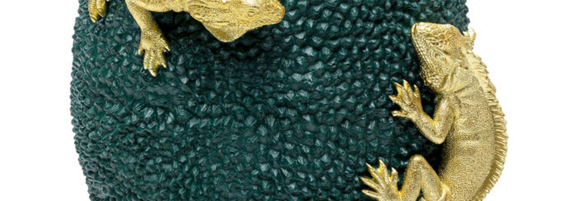 KARE DESIGN - Vase Chameleon 39cm