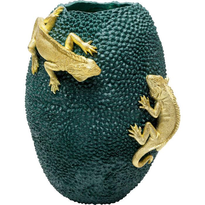 KARE DESIGN - Vase Chameleon 39cm-1