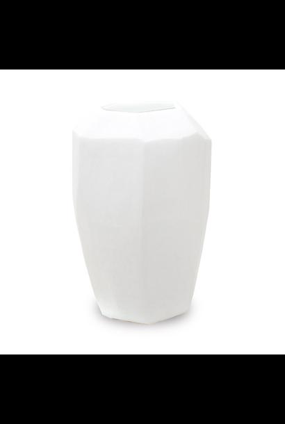 GUAXS - Vase Cubistic Opal 48cm