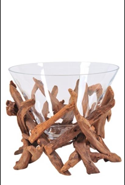 S BY SEGRAETI - Vase Laguna Apate 35cm